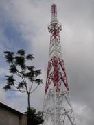 Xây lắp các chủng loại trụ tháp anten