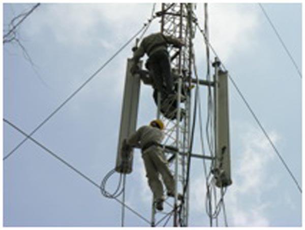Lắp đặt các hệ thống, thiết bị viễn thông